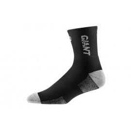 Chaussettes Giant Merino Realm noires