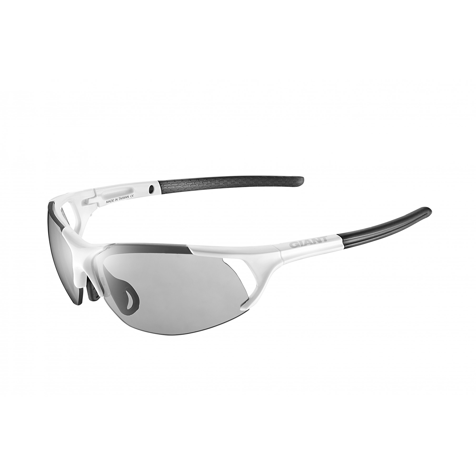 Lunettes Giant Swift NXT Varia blanc