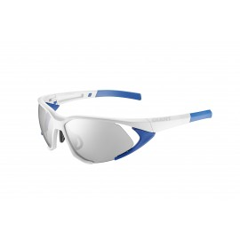 Lunettes Giant Swoop NXT Varia blanc-bleu