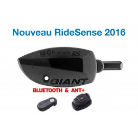 Capteur Giant RideSense Bluetooth - Ant+ & aimants