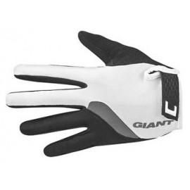 Gants longs Giant Tour blanc-noir