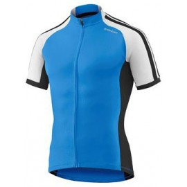 Maillot Giant MC Tour bleu