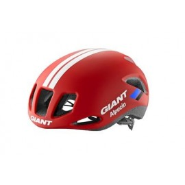 Casque Rivet Giant-Alpecin Team rouge