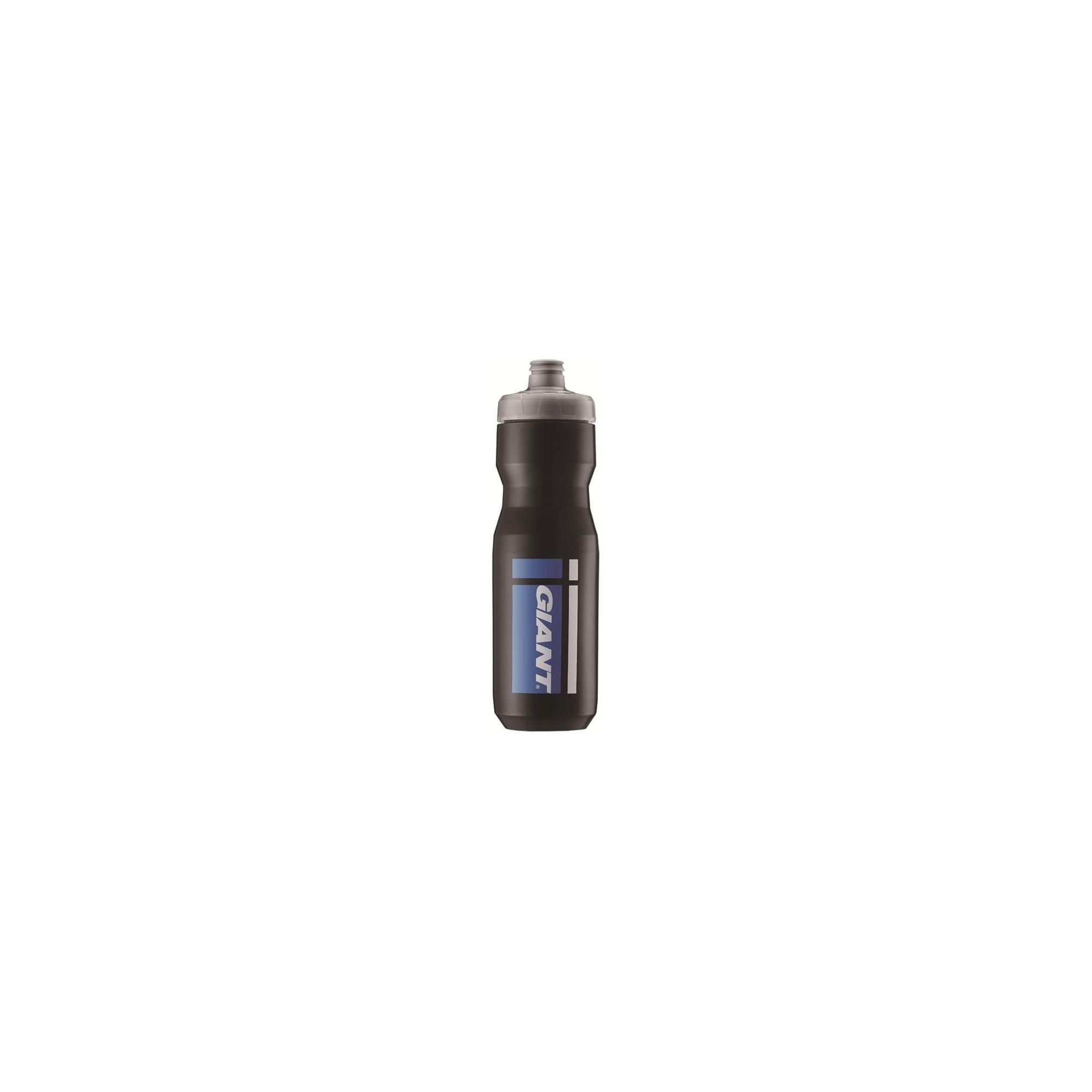 Bidon Giant Fast Cleanspring noir-bleu 600 & 750ml