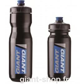 Bidon Giant noir-bleu doubleSpring rapide 600ml