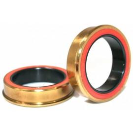 Roulements ceramique BB30 Rotor 4130 pour Giant