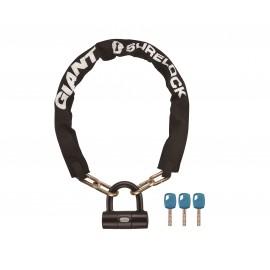 Antivol Surelock Force 2 chaine acier Giant
