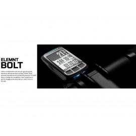 Compteur GPS Elemnt Bolt-Elemnt Bolt pack WAHOO