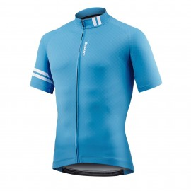 Maillot Giant MC PODIUM Bleu