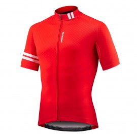 Maillot MC PODIUM Rouge