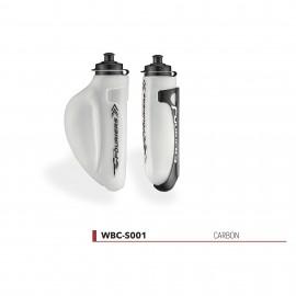 Kit Bidons & Porte-bidon carbone Aéro Fouriers 600cc + 300cc WBV-S001-100