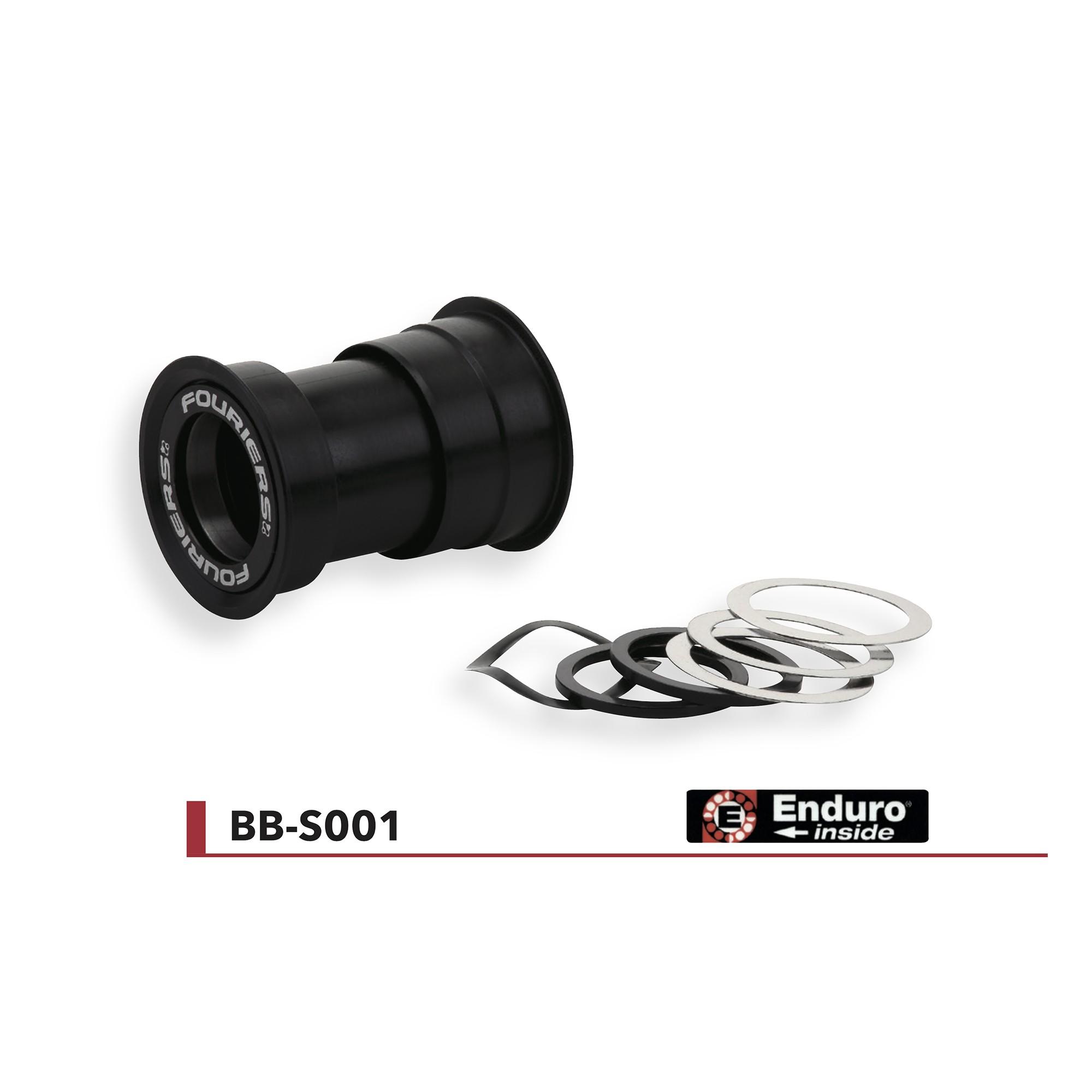 Boitier Pressfit pour pédalier BB30 Fouriers bb-s001