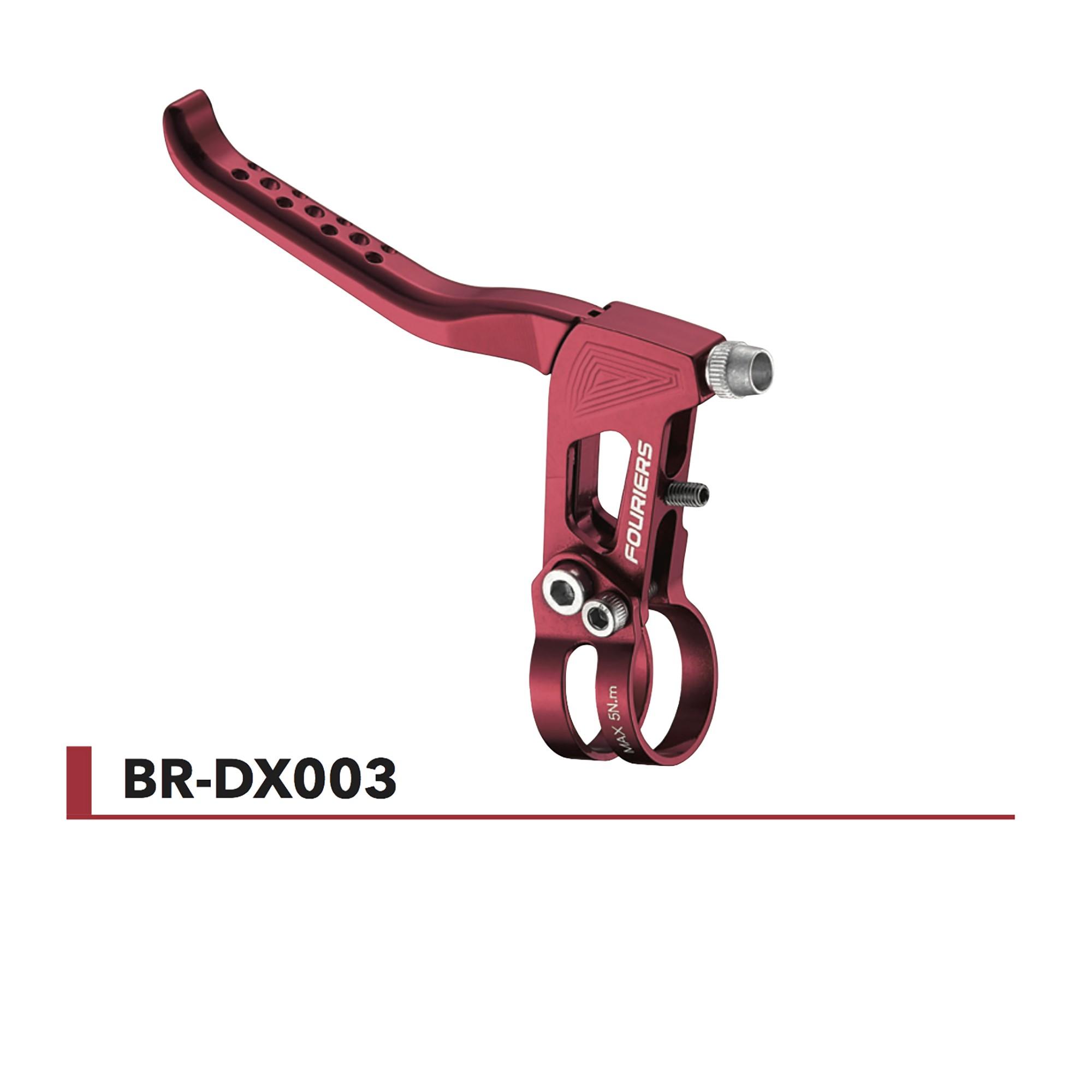 Poignées de freins V-brake Fouriers alu CNC BR-DX003