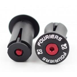 Ruban de guidon Fouriers bicolore 3mm BP-S001-DC30