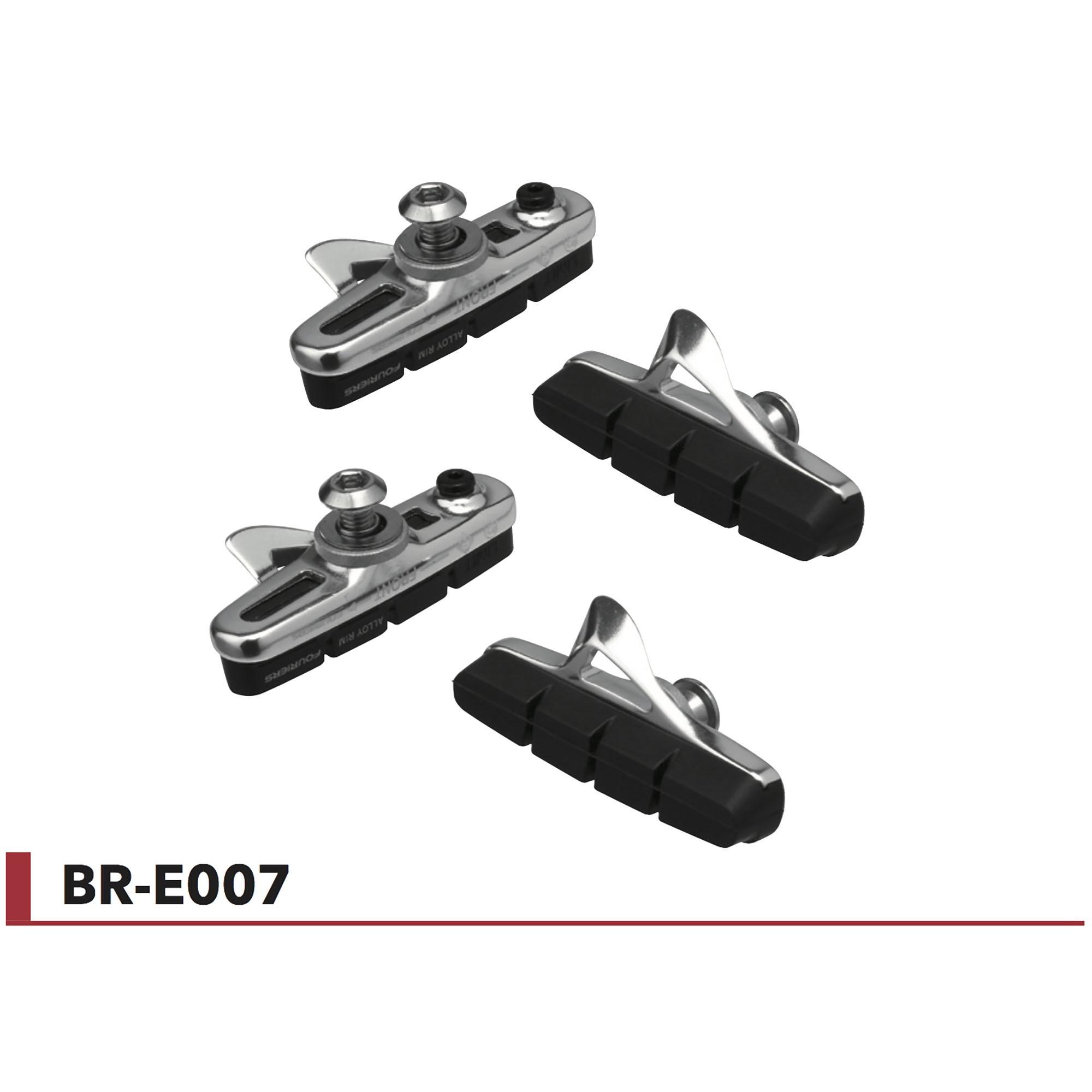 Porte-patins Fouriers alu CNC x4 BR-E007