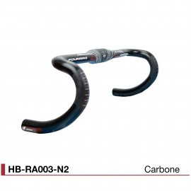Cintre route carbone compact Fouriers Ø35mm HB-RA003-N2
