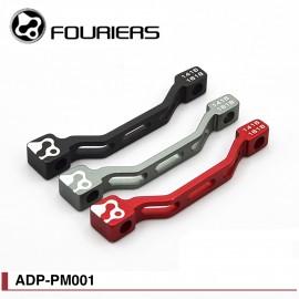 Adaptateur frein à disque Fouriers 140 à 160 ou 160 à 180mm ADP-PM001