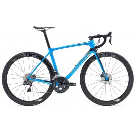 Velo Giant TCR Advanced Pro 0 Disc 2019