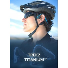 Casque Aftershokz Trekz à conduction osseuse