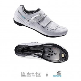 Chaussures vélo route Shimano SH-RP5 Blanc