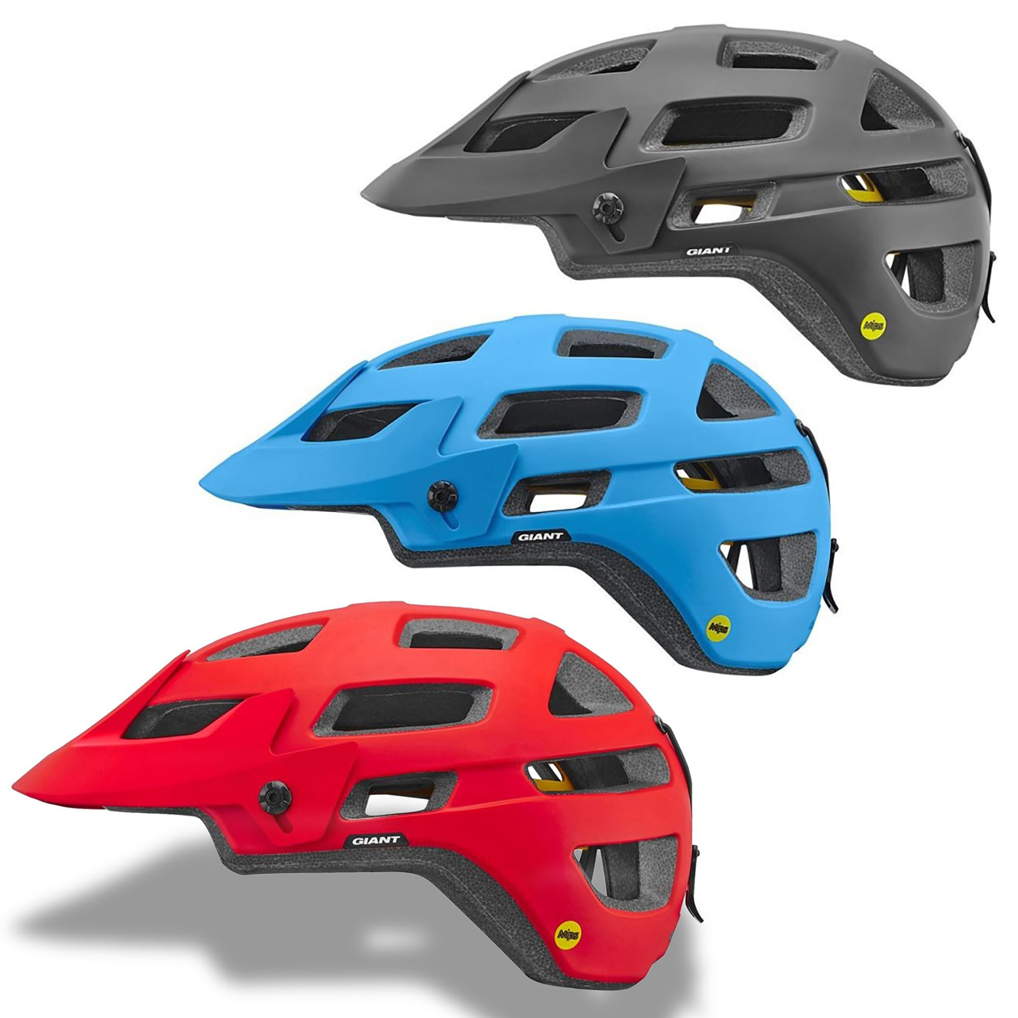 premium selection a few days away elegant shoes Casque Giant VTT RAIL MIPS - veloseine.fr