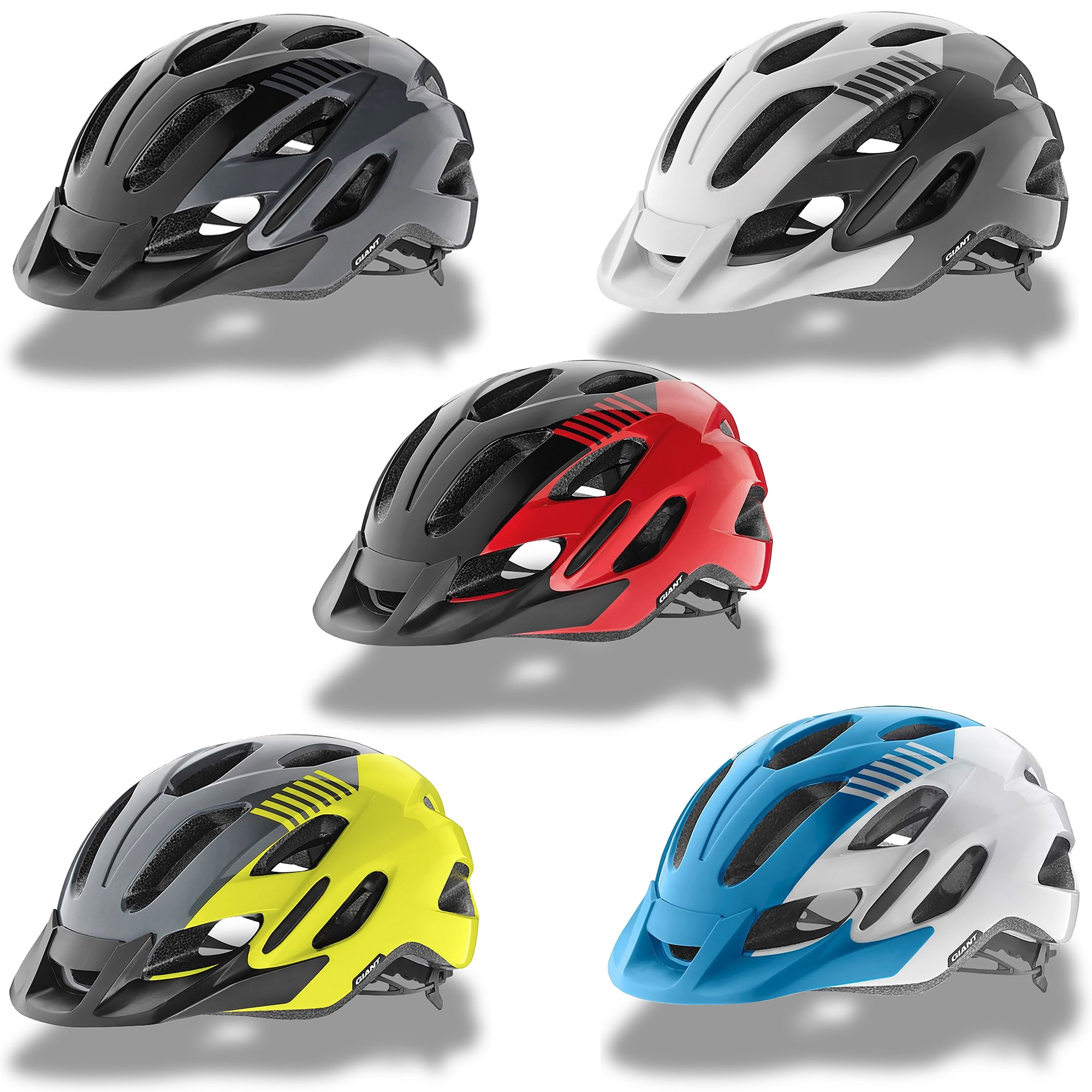 high quality low priced buy online Casque Giant VTT PROMPT - veloseine.fr
