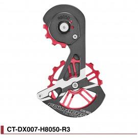 Chape Fouriers Full Ceramic Shimano Ultegra Di2 R8050