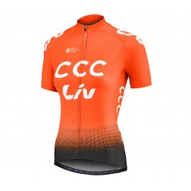 Maillot Liv CCC Team Replica