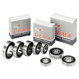 Roulement de roue CEMA Ceramic Hybride
