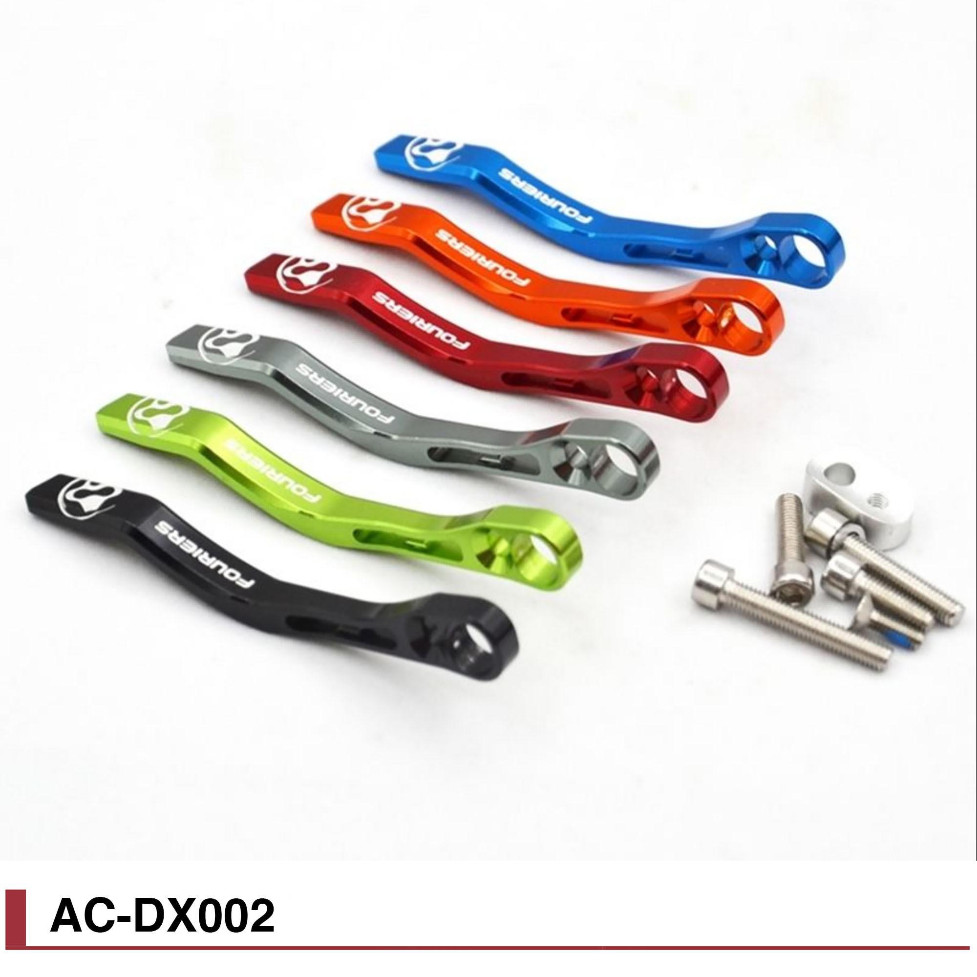 Patte anti-déraillement aluminium Fouriers AC-DX002-16-L