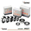 Roulement 09227 CEMA Céramique Hybride