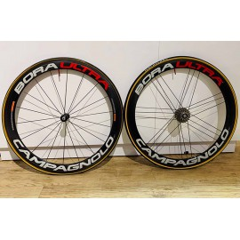 Roues carbone Campagnolo Bora Ultra