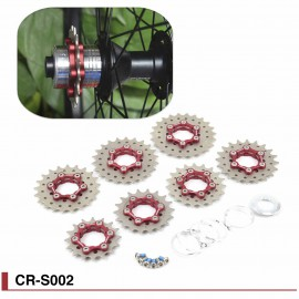 Adaptateur single speed Fouriers