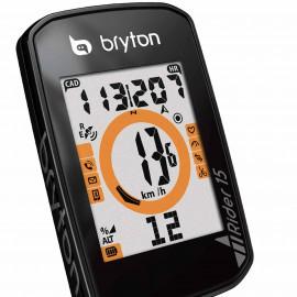 Compteur GPS Bryton Rider 15 E
