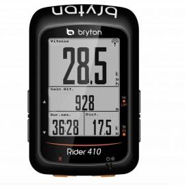 Compteur GPS Bryton Rider 410 E