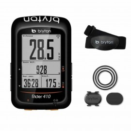 Compteur GPS Bryton Rider 410 T