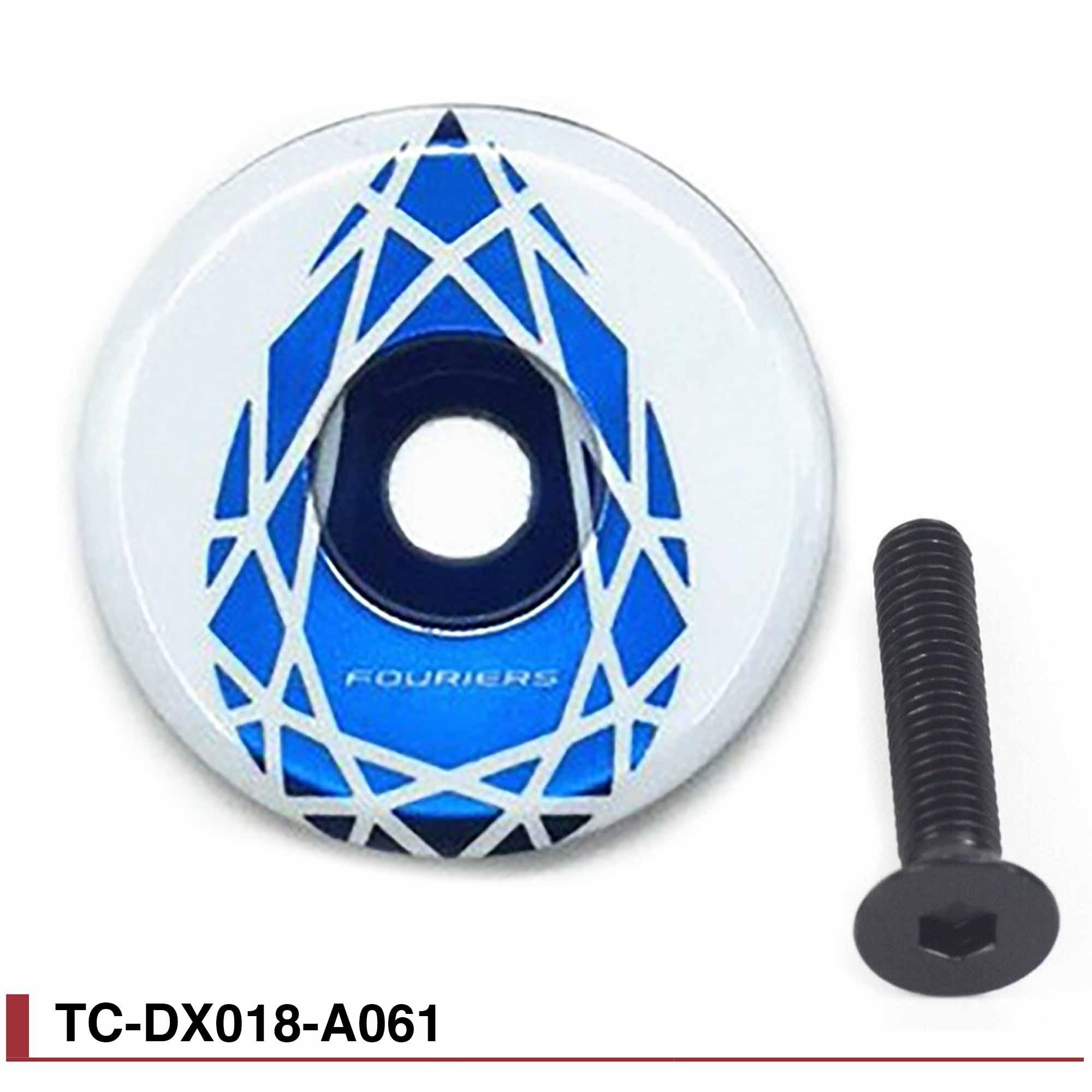 Bouchon de potence Fouriers TC-DX018-A061 (2 tailles possibles)