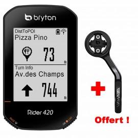 Compteur GPS Bryton Rider 420 E