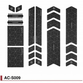 Protection de cadre VTT Fouriers AC-S009