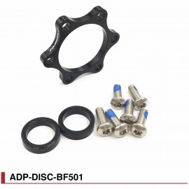 Adaptateur Boost roue avant VTT Fouriers ADP-DISC-BF501