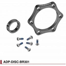 Adaptateur Boost roue arrière VTT Fouriers ADP-DISC-BR301