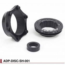 Adaptateur disque Center Lock à 6 trous Fouriers ADP-DISC-SH-001
