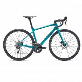 Vélo course femme Liv Langma Advanced 2 Disc 2020