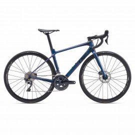 Vélo course femme Liv Langma Advanced 1 Disc 2020