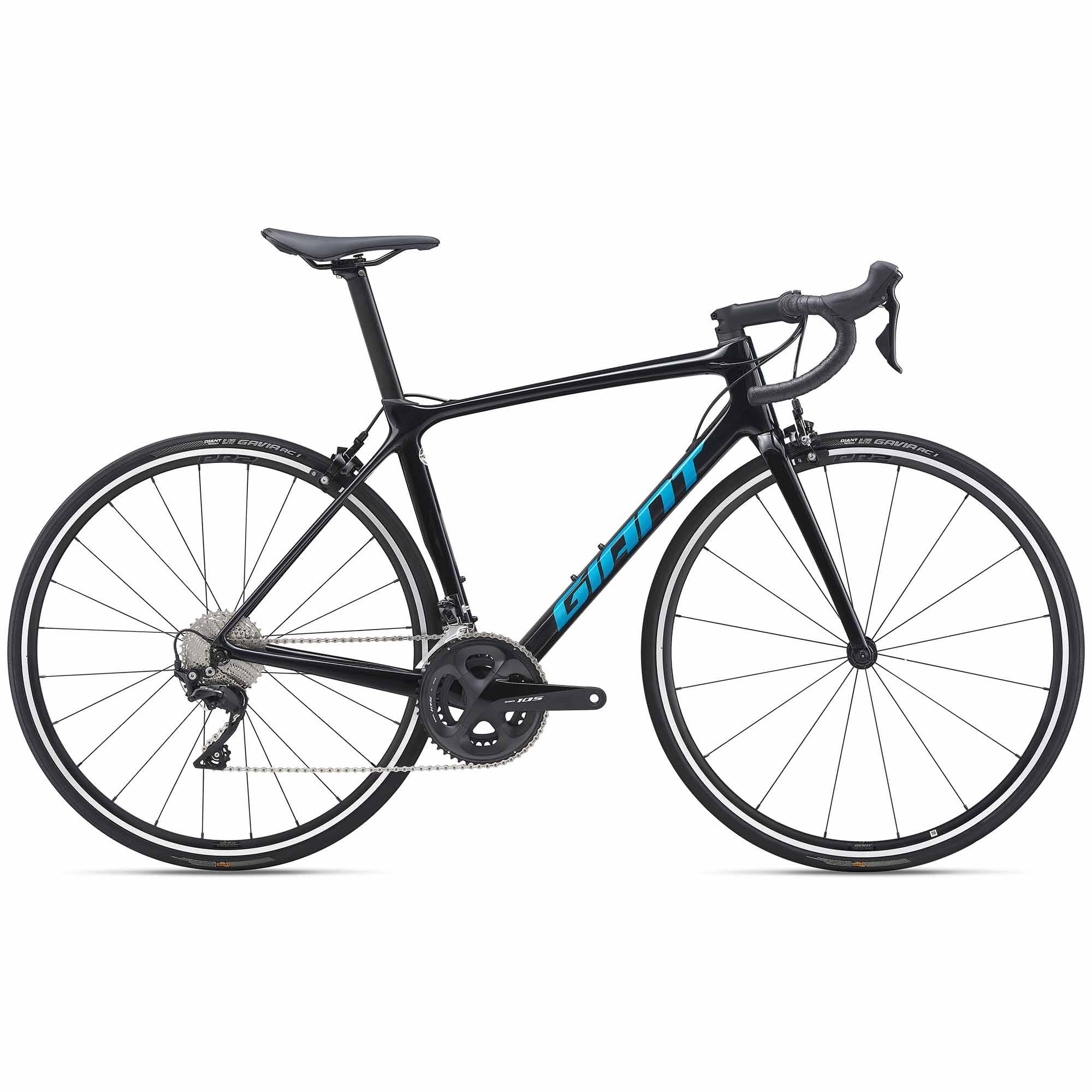 Vélo Giant TCR Advanced 2 Pro Compact 2021