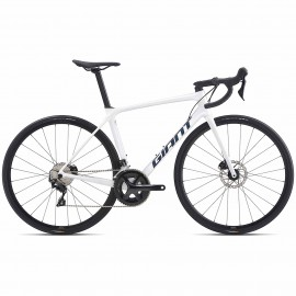 Vélo Giant TCR Advanced 2 Disc-Pro Compact 2021
