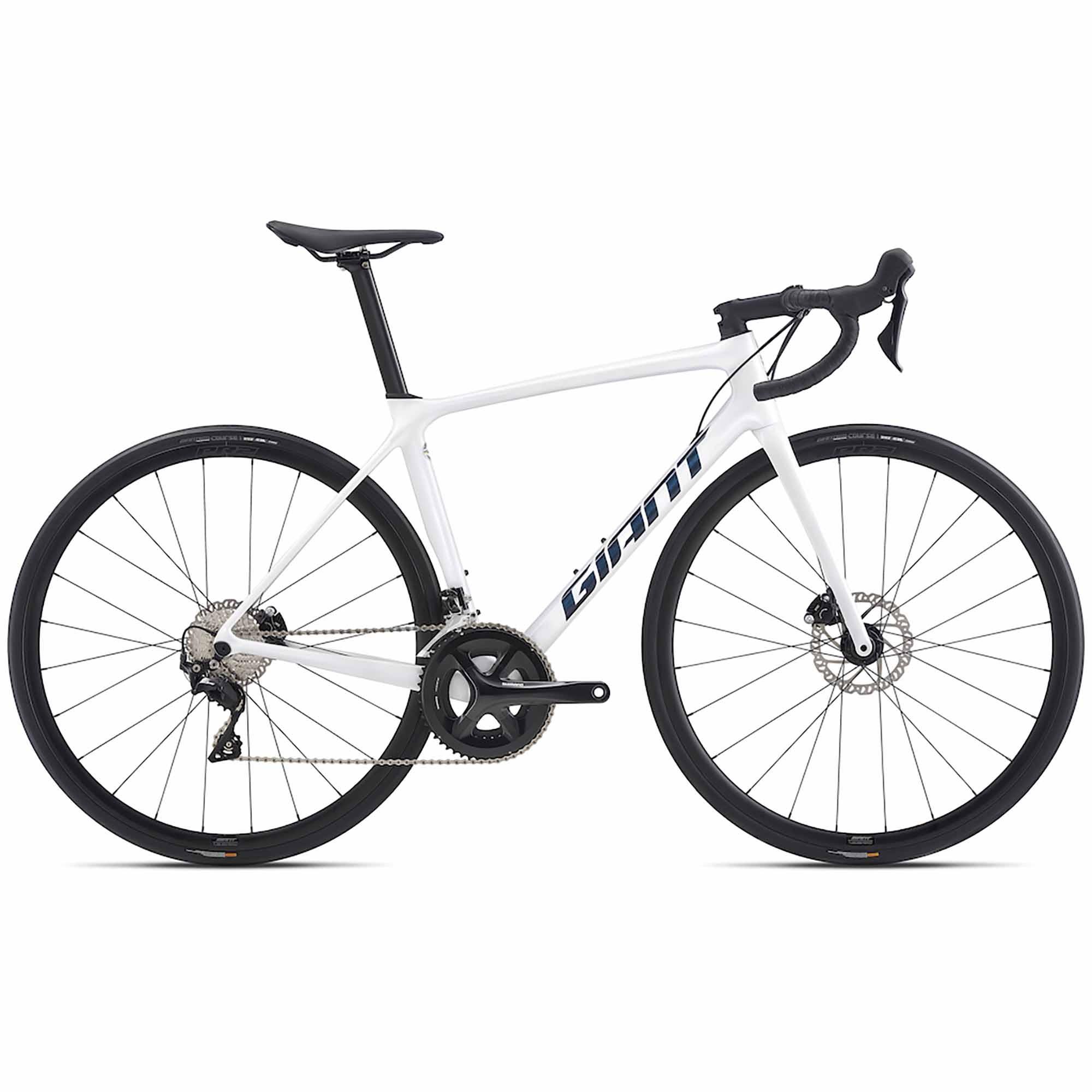 Vélo Giant TCR Advanced 2 Disc-Pro Compact 2021