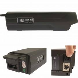 Batterie Giant porte-bagage de 500Wh en 3 pin chargeur 6 pin connect