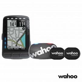 Compteur GPS Wahoo ELEMNT Roam Bundle