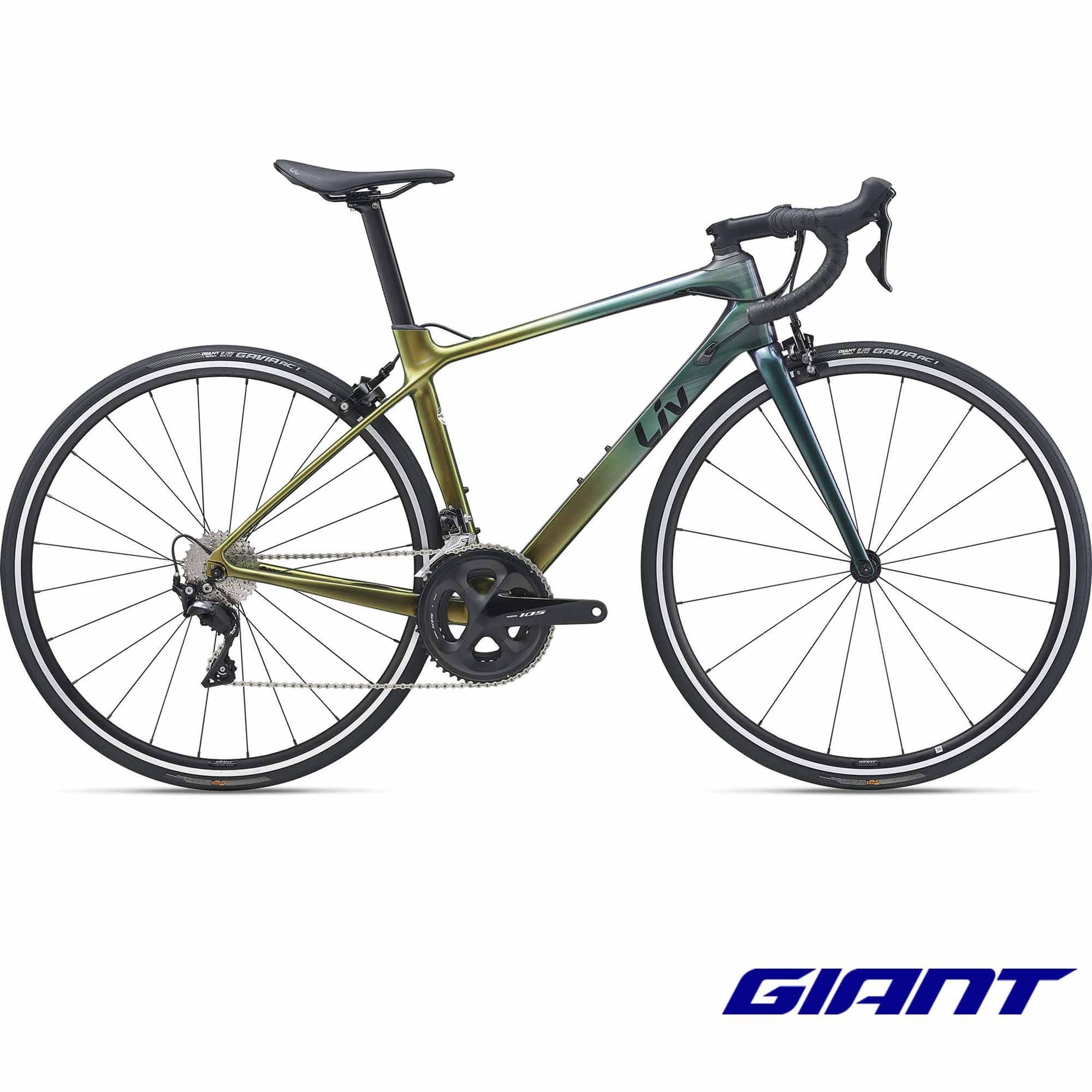Vélo LIV Langma Advanced 2 Pro Compact 2021